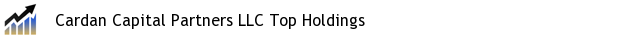 Cardan Capital Partners LLC Top Holdings
