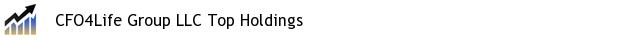 CFO4Life Group LLC Top Holdings