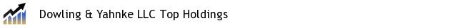 Dowling & Yahnke LLC Top Holdings