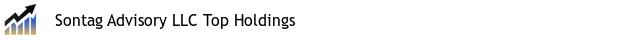 Sontag Advisory LLC Top Holdings