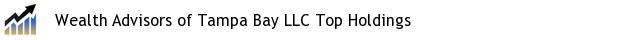 Wealth Advisors of Tampa Bay LLC Top Holdings