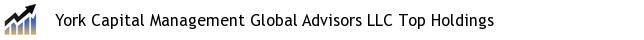 York Capital Management Global Advisors LLC Top Holdings